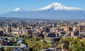 Yerevan & Mount Ararat