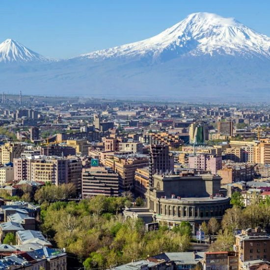 Star Hotels In Yerevan Armenia