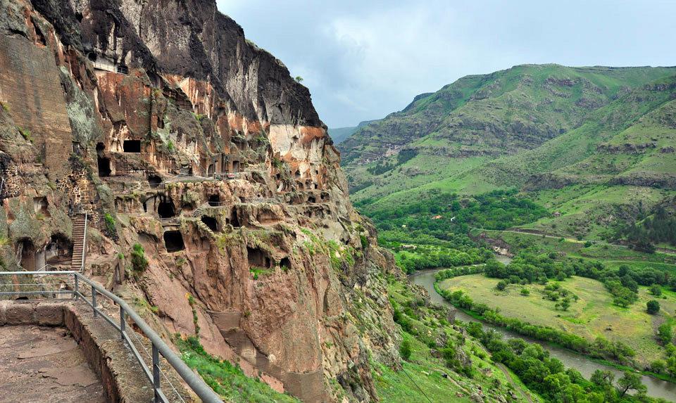 Vardzia Cave Complex