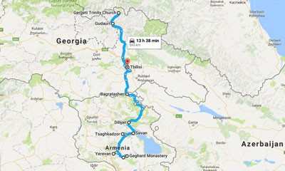 Armenia & Georgia Tour