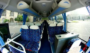 HIGER 32 seater