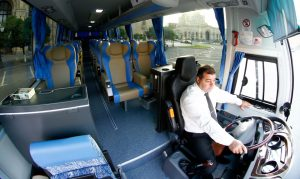 HIGER VIP 20 seater