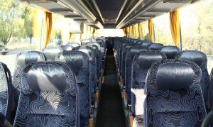 MERCEDES 58 seater