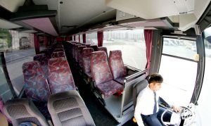 SETRA 56 seater