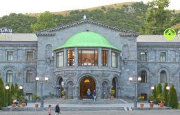 Armenia Wellness & Spa Hotel Jermuk