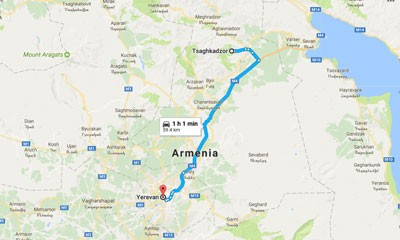 Winter Armenia Tour