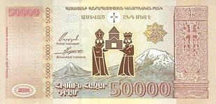 Armenian Currency