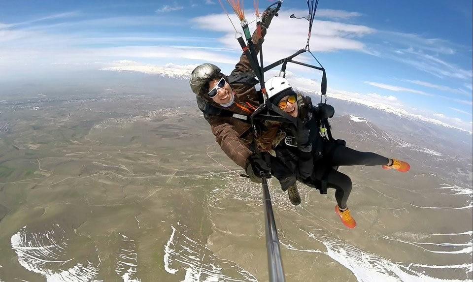 Paragliding Tandem Flights