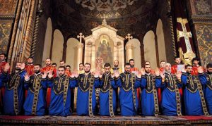 Echmiadzin Holy Liturgy