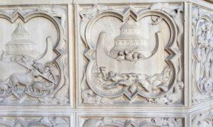 Zvartnots in St. Chapelle Paris