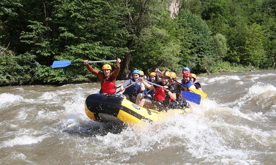 Debed River Rafting