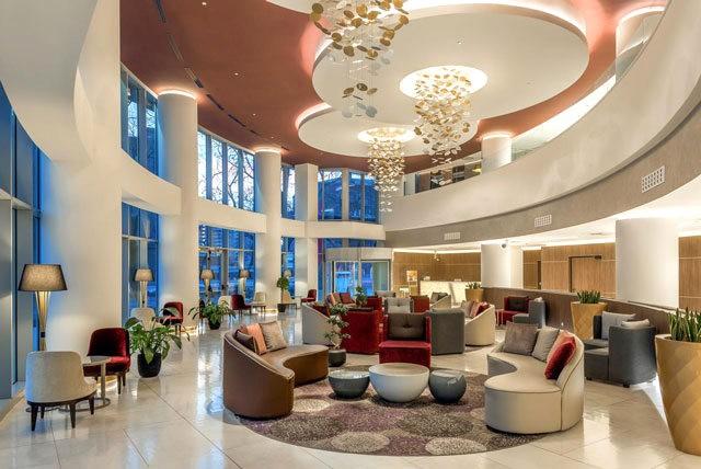 DoubleTree by Hilton Yerevan Hotel
