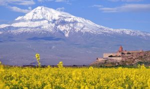 Khor Virap & Mount Ararat