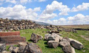Saghmosavank Rocks