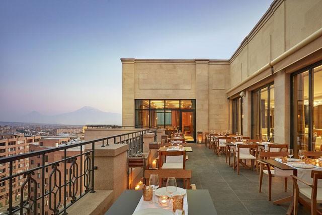 The Alexander Hotel Yerevan