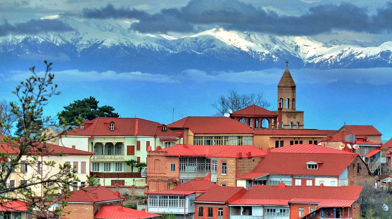 Azerbaijan, Georgia & Armenia Tour