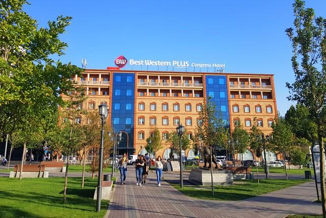 BW Plus Congress Hotel Yerevan
