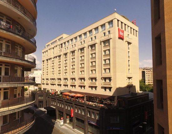 Ibis Yerevan Central Hotel