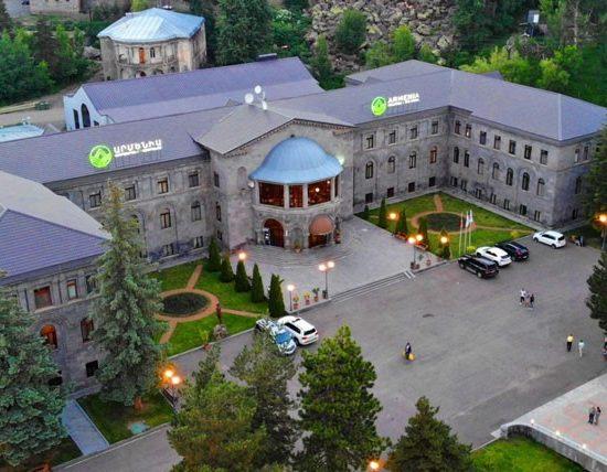 Armenia Wellness & Spa Hotel