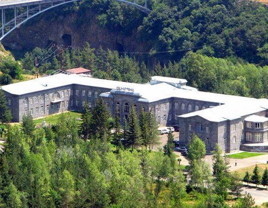 Jermuk Olympia Sanatorium