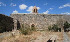 St. Sargis Meghri Church