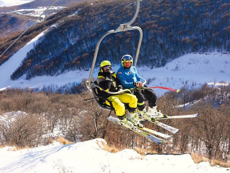 Winter Armenia Tour