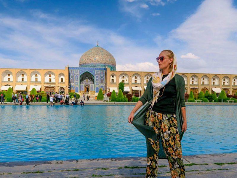 Тур по Грузии, Армении и Ирану