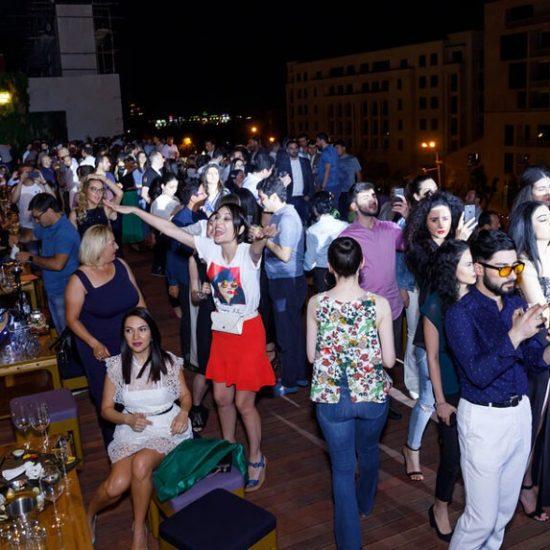 Ночная жизнь в Ереване