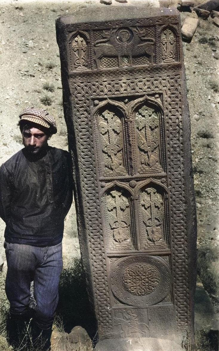 Djulfa Khachkars