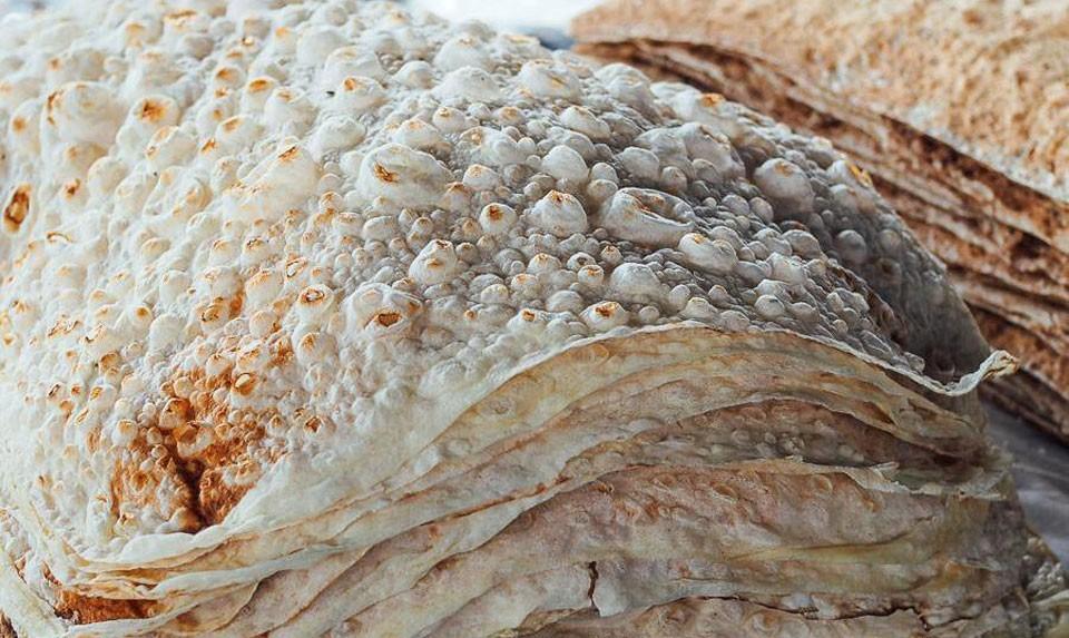 Armenian Bread Lavash