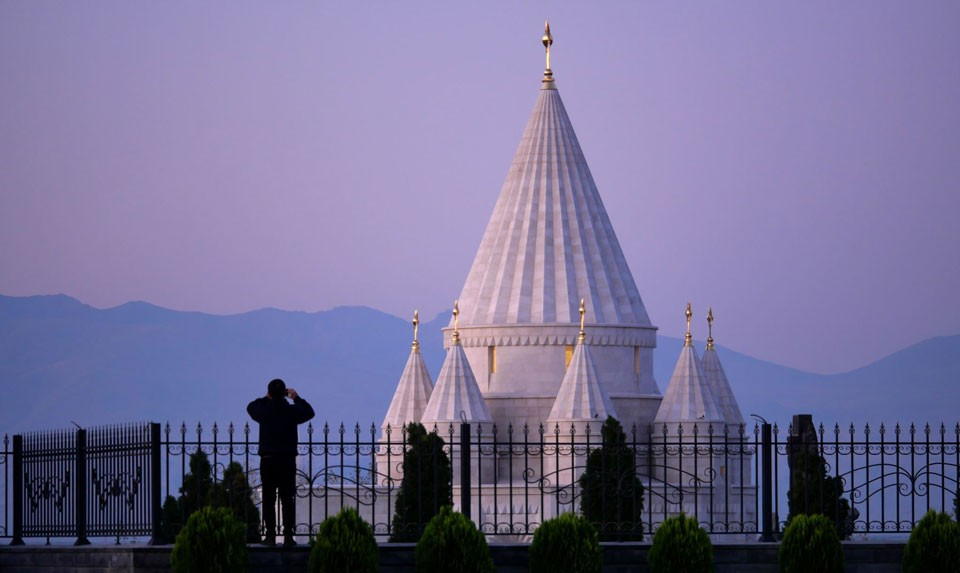 Quba Mere Diwane Temple
