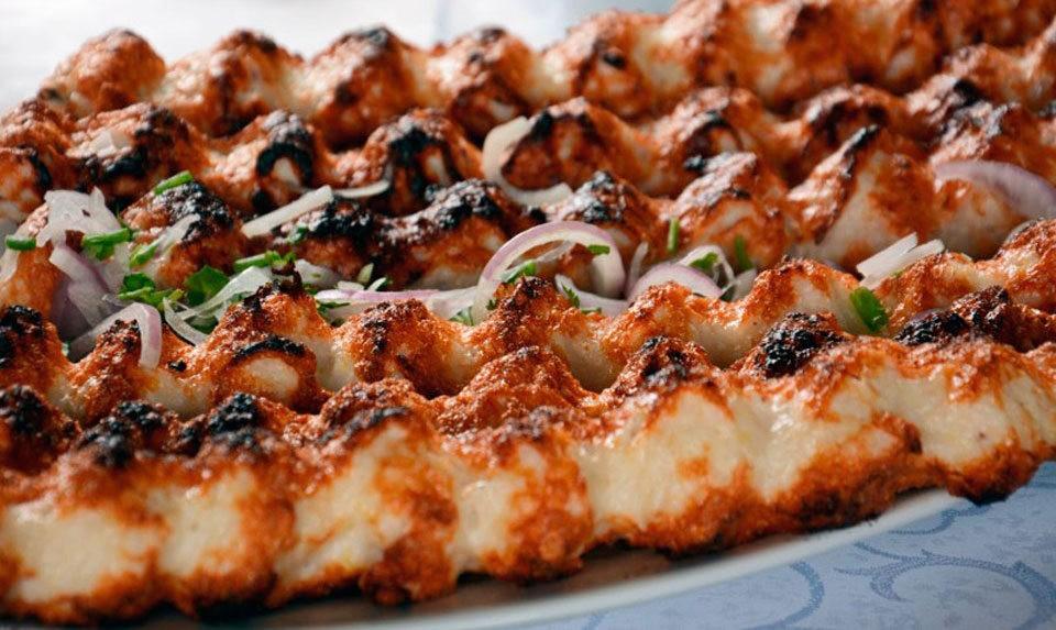 Crayfish Kebab