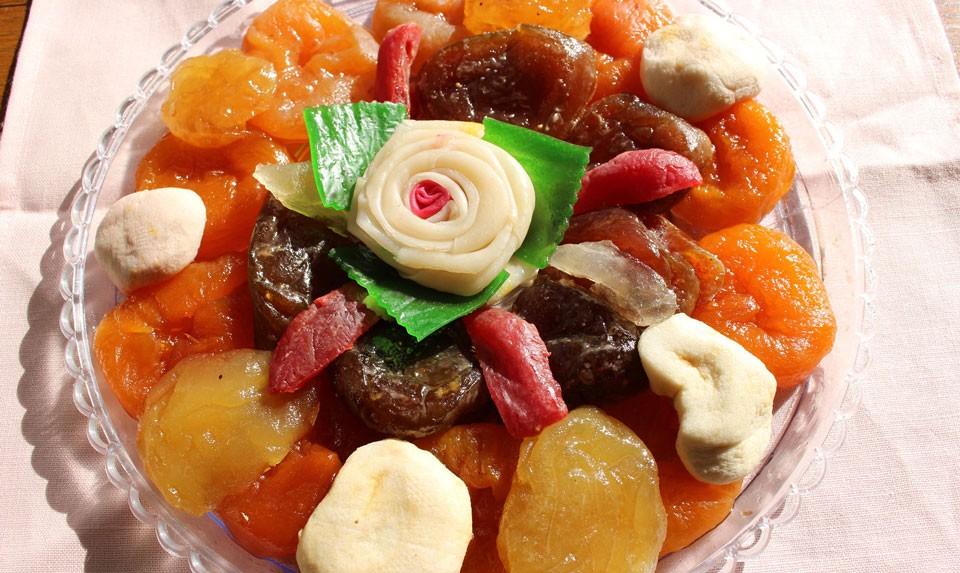 Armenian Dried Fruits