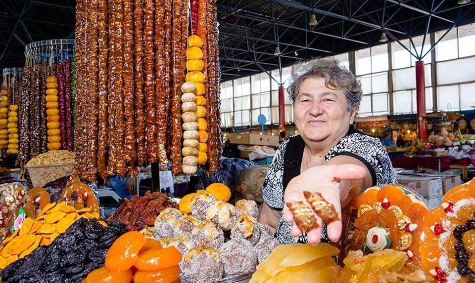 Gumi Shuka Market