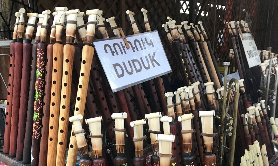Armenian Duduk