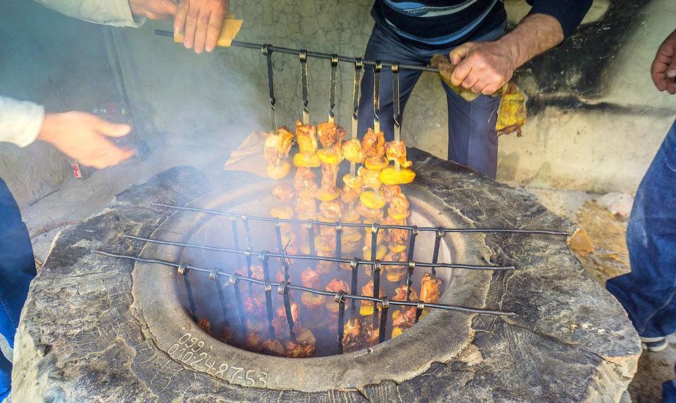 Armenian Tonir BBQ