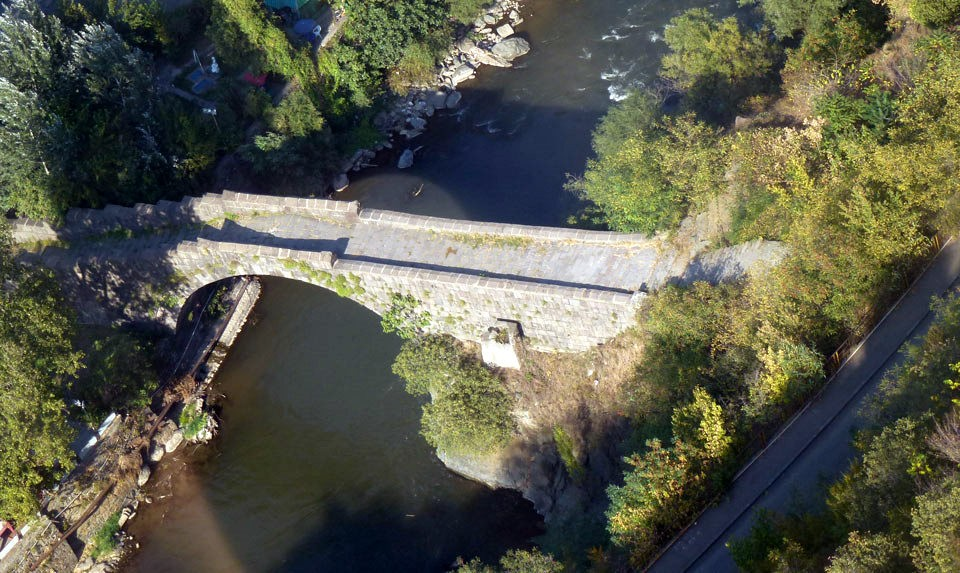 Old Bridge Of Sanahin